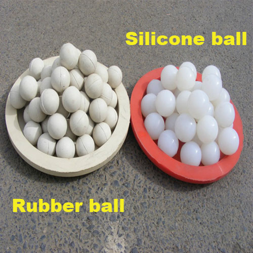 Solid Rubber Ball for Vibrating Screen